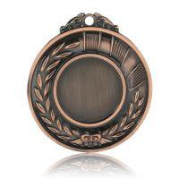 Медаль HB102 бронза D50мм, D вкладыша 25мм