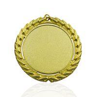 Медаль корпусная MK93a золото D медали 70мм, D вкладыша 50мм
