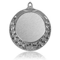 Медаль Zj-M728 серебро D65мм, D вкладыша 45мм