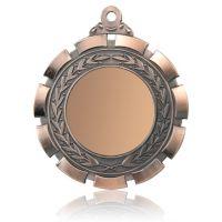 Медаль Zj-M745 бронза D70мм, D вкладыша 40мм