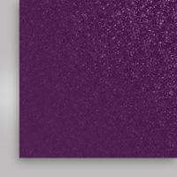 Пленка термотрансферная, фиолетовая с блестками, 500мм x 50м